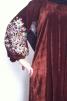 Абайное платье маленькая