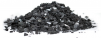 Активированный уголь марки БАУ-МФ (ликероводка) меш. 10 кг маленькая