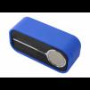 Акустическая колонка 2139 Bluetooth, microSD, USB-flash, AUX, FM голубая 18-2139-5 маленькая