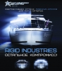 Американская светодиодная оптика для водного транспорта маленькая