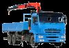 Аренда Кран-Манипуляторов 10 тонн в Бронницы маленькая