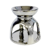 Аромалампа серебро маленькая