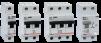Автоматические выключатели, УЗО - Legrand маленькая