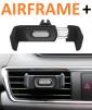 Автомобильный держатель Airframe + маленькая