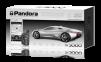 Автосигнализации Starline Pandora Alligator, GSM и GPS системы маленькая