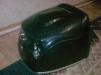 Багажник для скутера (мотоцикла) с замком маленькая