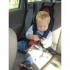 Бескаркасное Детское Автокресло маленькая