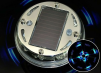 Беспроводная подсветка дисков RGB (комплект 4 шт) маленькая