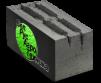 Блоки стеновые пескоцементные (керамзитобетонные) (перегородочные) маленькая