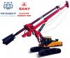 Буровая установка SANY SR220C, аналог BAUER BG24, Liebherr LB 20, Casagrande B250 маленькая