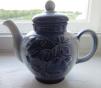 Чайник керамический маленькая