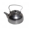 Чайник литой армейский алюминиевый (для костра, не имеет плавящихся деталей) 3л. Про-во СССР маленькая