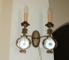 Cтаринные настенные светильники маленькая