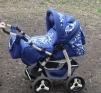 Детская коляска маленькая