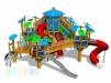 Детские игровые комплексы маленькая