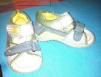 Детские открытые сандалии фирмы Kapika маленькая
