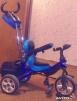 Детский велосипед маленькая