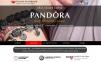 Действующий интернет-магазин браслетов Pandora маленькая