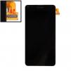 Дисплей Microsoft 640 Lumia (RM1072/RM1075/RM1077) с тачскрином (черный) маленькая