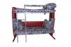 Диван-трансформер-двухъярусная кровать.От производителя маленькая