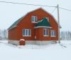 Дом с мансардным этажом маленькая