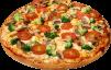 Форма для выпечки большая пицца маленькая