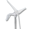 Горизонтальные ветрогенераторы  для систем автономного энергоснабжения маленькая