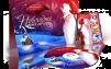 Именное видео поздравление от Деда Мороза на DVD маленькая