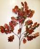 Искусственные и натуральные (стабилизированные) ветки и листья маленькая