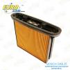 Каcсетный HEPA-фильтр  для пылесоса Bosch GAS 25 маленькая