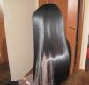 Кератиновое выпрямление и лечение волос маленькая