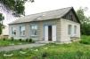 Кирпичный дом с участком маленькая