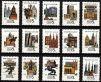Коллекция марок СССР за 30 лет маленькая