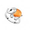 Кольцо Swarovski Сваровски (Elephant) маленькая