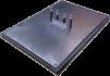 Конфорка КЭТ-0,12/3 кВт (ПСЭМ) маленькая