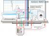 Контроль за протечкой воды маленькая