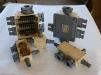 Коробки соединительные взрывобезопасные КП-6, КП-12, КП-24, КП-48 от производителя маленькая