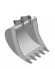 Ковши экскаваторные для JCB220 (1.5 м3) маленькая
