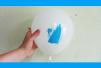 Краска для печати на надувных шарах маленькая