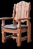 Кресло под старину Добряк маленькая