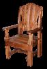 Кресло старинное Добряк маленькая
