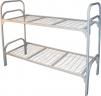 Кровати металлические одноярусные, кровати для лагеря маленькая