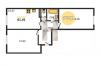 Квартиры в Новое Сертолово маленькая