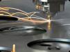 Лазерная резка листового металла, производство металлоизделий маленькая