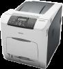 Лазерный керамический принтер Ricoh Aficio SP C430 маленькая