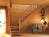 Лестницы деревянные маленькая