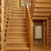 Лестницы из дерева маленькая