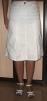Летняя белая юбка CECIL р.46 маленькая