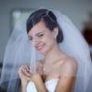 Свадебный макияж маленькая