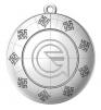 Медальоны «Источник силы» - круглый маленькая